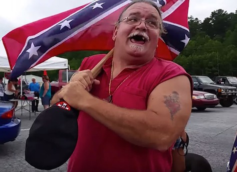 redneck trump supporter