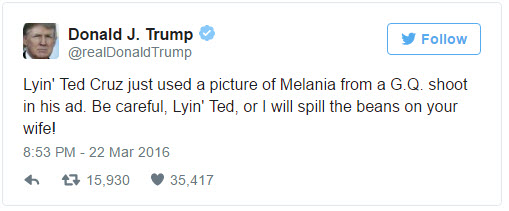 Trump response
